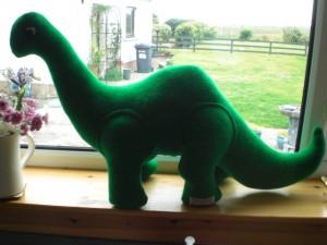 Giant Barvas Dinosaur