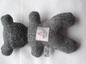 grey teddy