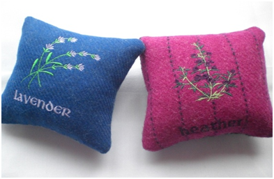 Scented Cushions