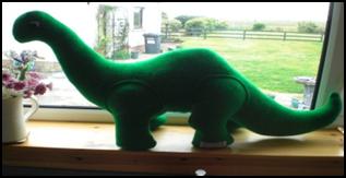Barvas Dinosaur